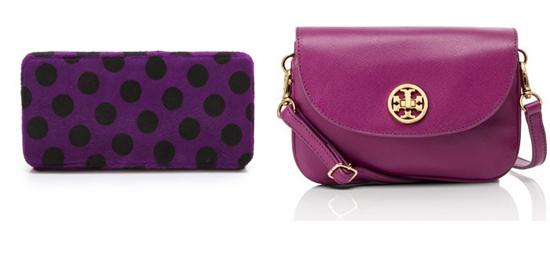 Фиолетовый цветф