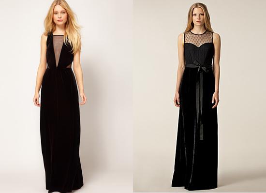9262e8833b0 Модные вечерние платья осень-зима 2012-2013   StarFever.RU
