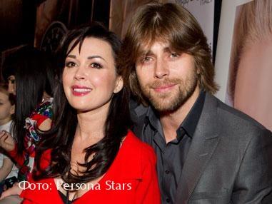 Анастасия Заворотнюк и ее супруг Петр