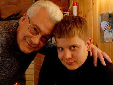 Алан и Дмитрий Чумак