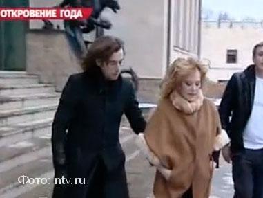 Максим Галкин и Алла Пугачева