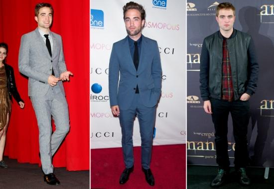 САмые стильные мужчины GQ 2012