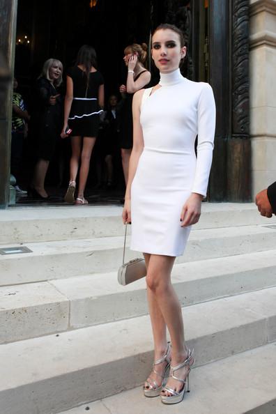 Versace show 2013