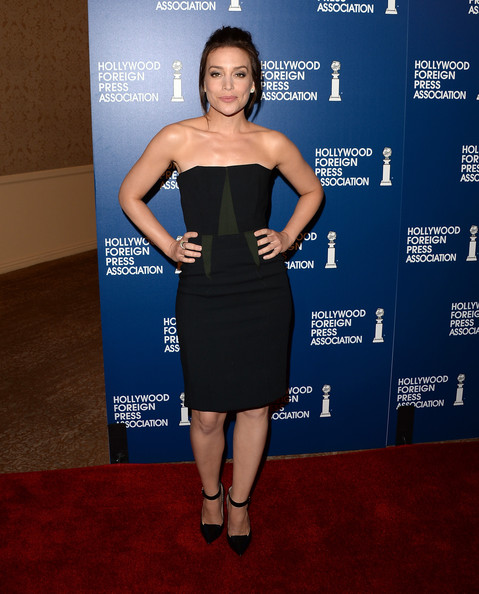Hollywood Foreign Press Association Luncheon  2013