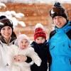Кенсингтонский дворец опубликовал новые фото семьи герцогов Кембриджских