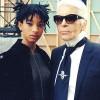 Уиллоу Смит официально стала новой музой Chanel