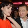 Сергей Безруков и Анна Матисон официально узаконили свои отношения