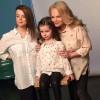 Лариса Долина показала миру свою дочь и внучку