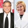 Джордж Клуни поддерживает Хиллари Клинтон
