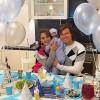 Прохор Шаляпин и Анна Калашникова впервые показали сына