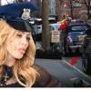 Мадонна незаконно захватила места для парковки