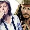 Пол Маккартни сыграл в новых «Пиратах Карибского моря»