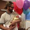 Томас Невергрин впервые стал отцом