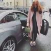 Анастасия Стоцкая попала в аварию в Москве