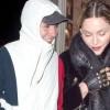 Мадонна с сыном сходили в кино