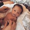 Джон Ледженд и Крисси Тейген показали фото новорожденной дочери