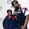 50 Cent познакомился с внебрачным сыном на встрече с фанатами