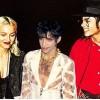 Мадонна опубликовала раритетное фото с покойными Джексоном и Принсем