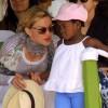 Мадонна может лишиться младшей дочери из-за нарушений закона усыновления