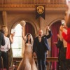 Британская пара устроила свадьбу в стиле «Гарри Поттера»