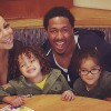 Мэрайя Кэри и Ник Кэннон сходили с детьми в кафе