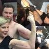 Тори Спеллинг с мужем сделали одинаковые тату