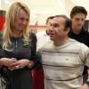 Яна Рудковская впервые встретилась с бывшим мужем после его выхода из тюрьмы
