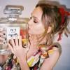 Лили-Роуз Депп стала лицом новой рекламы парфюма от Chanel
