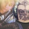 Дочь Майкла Джексона сделала новую татуировку в память об отце