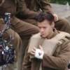 Первый взгляд на Гарри Стайлза на съемках фильма «Дюнкерк» Кристофера Нолана