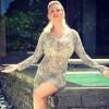 Анна Семенович заявила, что голой ее никто не увидит