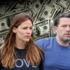 Бен Аффлек не желает делить свои деньги с Дженнифер Гарнер