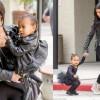 Стоимость гардероба дочери Кардашьян-Уэст превышает $1 миллион