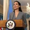 Анджелина Джоли вступилась за беженцев в Государственном департаменте США