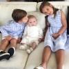 Иванка Трамп похвасталась фотографией троих детей
