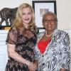 Мадонна защитит кенийских детей и женщин