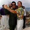 Арнольд Шварценеггер поздравил Сталлоне с днем рождения издевкой