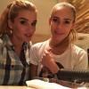 Ксения Бородина подружилась с экс-подругой Курбана Омарова
