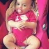 Валерия Гай Германика впервые показала личико младшей дочери
