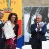 Софи Лорен стал почетной гражданкой Неаполя