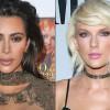 Ким Кардашьян считает Тейлор Свифт лгуньей, а Канье Уэста — честным человеком
