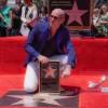 Pitbull получил звезду на Аллее Славы в Голливуде