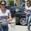 Беременность Дженнифер Гарнер стала причиной отмены развода с Аффлеком?