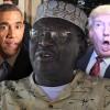 Брат Барака Обамы поддерживает Дональда Трампа