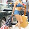 Леди Гага заметно похудела после расставания с Тэйлором Кинни