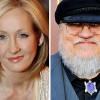 Джоан Роулинг и Джордж Мартин попали в список самых высокооплачиваемых писателей
