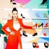 Кэти Перри стала дизайнером обуви