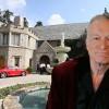 Поместье Playboy Хью Хефнера купил его сосед