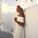 37-летняя Елена Летучая вышла замуж в Греции