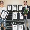 Джастин Бибер установил восемь рекордов Гиннесса